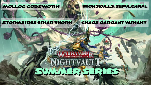 Summer Series of Warhammer Underworlds Tournaments