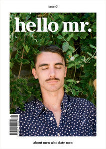 Hello Mr - Issue 1