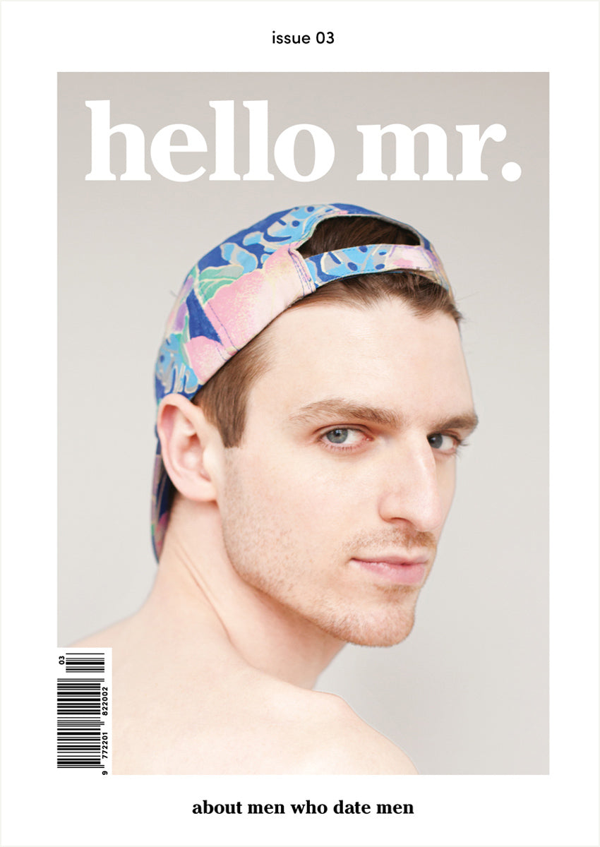 Hello Mr - Issue 3