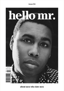 Hello Mr - Issue 4