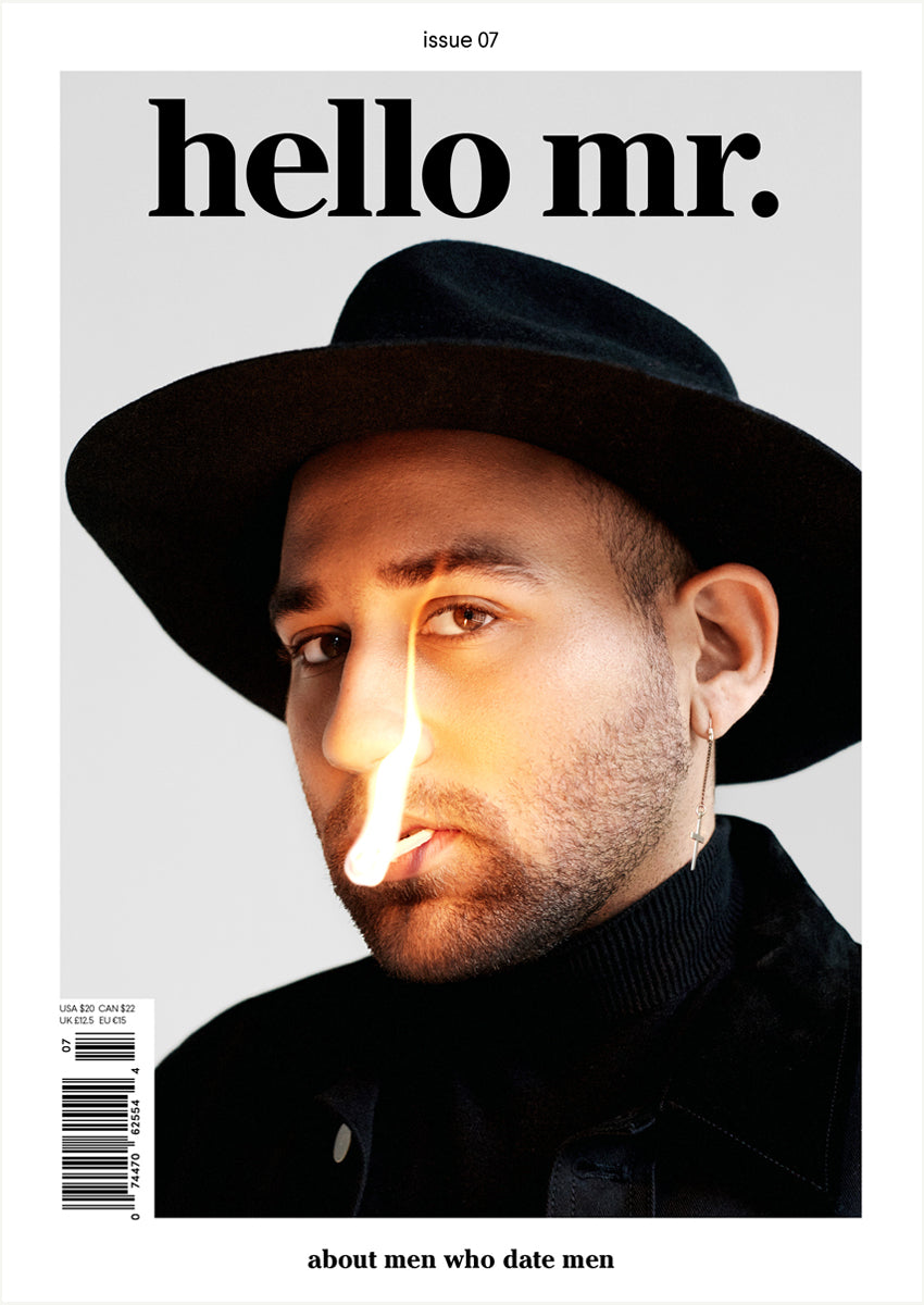 Hello Mr - Issue 7