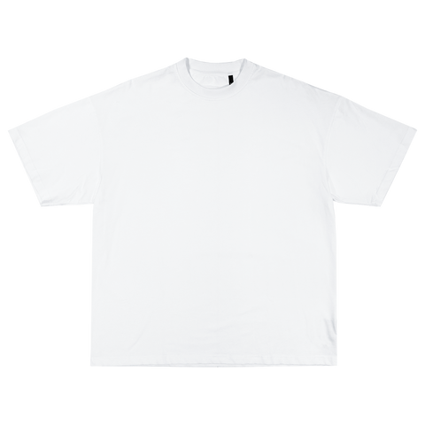 Ultra Cotton Heavy Weight Tee - White