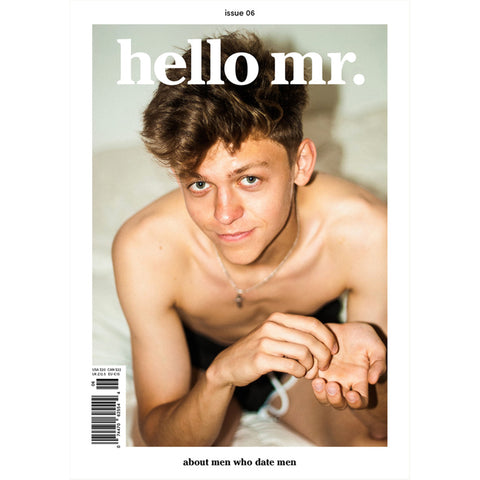 Hello Mr - Issue 6