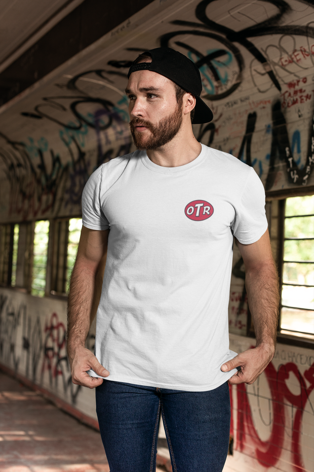 Old Town Revival White T (No Pocket)