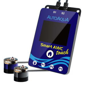 """Smart AWC Touch"" Auto Water Change and Auto Top Off Combo System to Automate and Customize Water Level Monitoring and Changeouts"