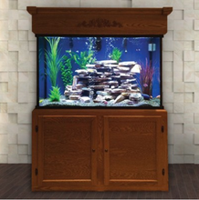 Majestic® Wood or Metal Aquarium Stand and Canopy
