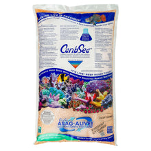 CaribSea Arag-Alive! Special Grade Reef 1.0-2.0mm LIVE Sand - 20 lbs