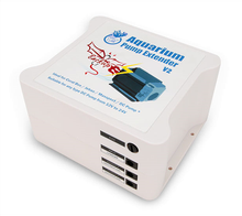 """Coral Box Battery Backup V2"" for Keeping Vital Aquarium Life Support Equipment (Return Pumps, Powerheads, and Lighting) Running During a Power Outtage (4-48 Hour Run Time depending on equipment usage and wattage; built-in safety fuse)"