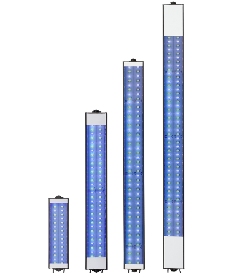 Reef Brite Lumi Lite PRO 50/50 (Blue and White) Adjstable, Low-Profile, High-Output LED Bar (30