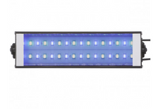 "Reef Brite Lumi Lite PRO 50/50 (Blue and White) Adjstable, Low-Profile, High-Output LED Bar (30"")"