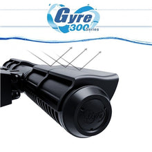 """Gyre XF330"" Programmable Horizontal Flow Pattern Wave Maker Powerhead and Advanced Controller Package (Max Flow = 2350 GPH┃Aquarium Size = 25-100 Gallons)"
