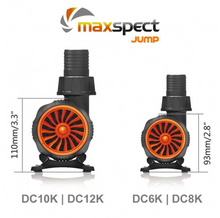 Maxspect Jump Sine Wave Silent Controllable DC Return Pump - 8K (up to 2113GPH)