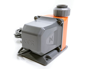 """Apex COR-15"" DC Controllable Aquarium Return Pump (Flow = up to 1500 GPH┃Max Head = 14 ft)"