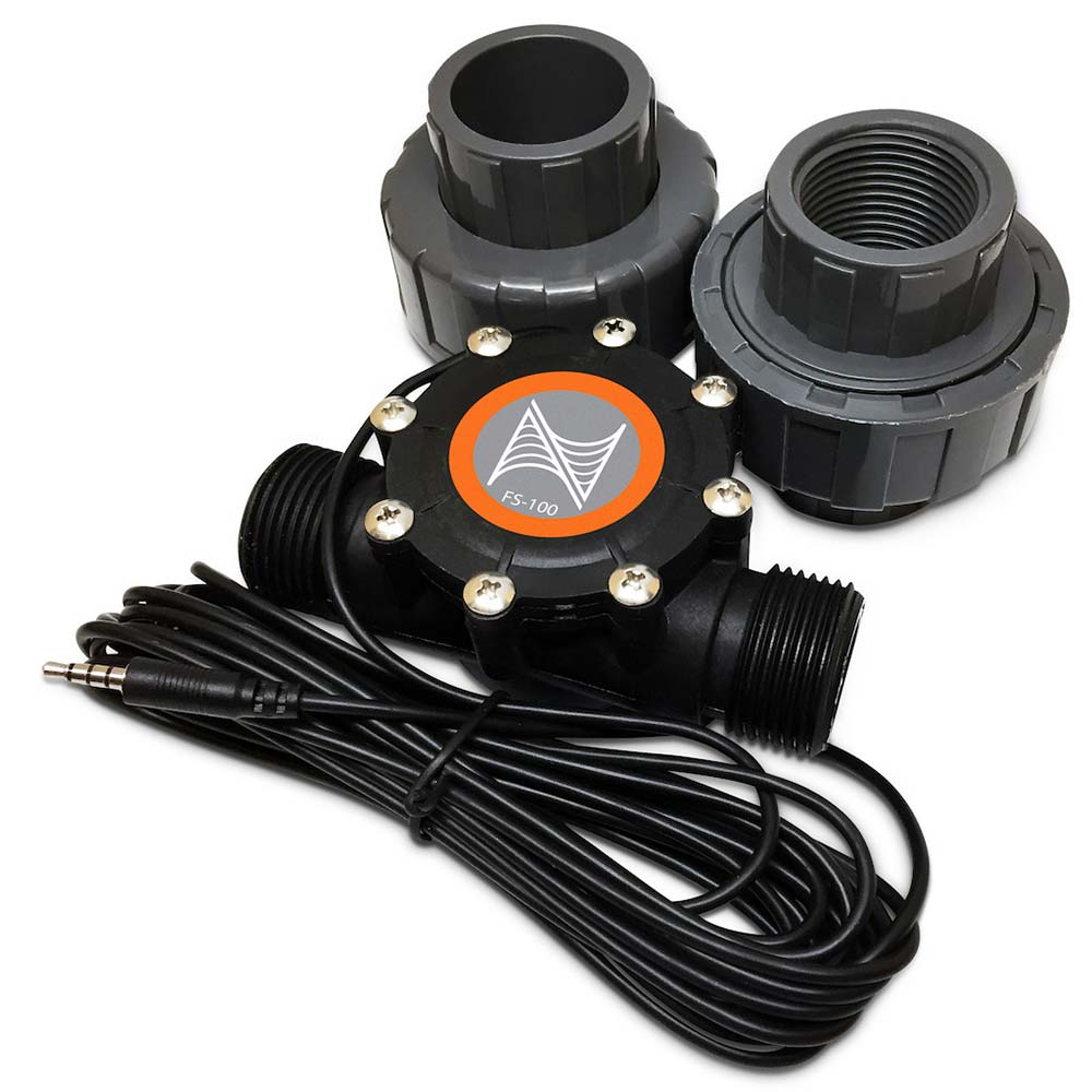 Neptune Systems In-Line Flow Monitor with 1
