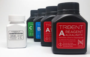 """Apex Trident"" Automatic Essential Element Monitor and Dosing System (Doses Calcium, Magnesium, and Alkalinity┃Comes with Reagent)"