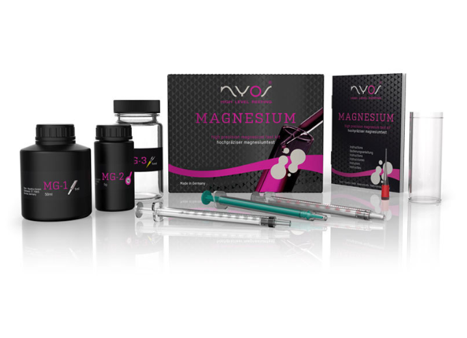 NYOS Magnesium (Mg) Reefer Lab-Grade Test Kit