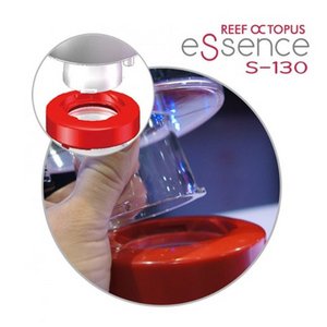 Reef Octopus eSsence S130 Space-Saver Protein Skimmer with Internal Pump (for Tanks up to 160 Gallons)