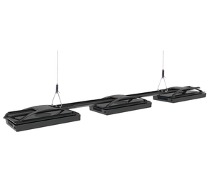 "EcoTech Radion G5 XR30 Mounting / Hanging Fixture ""X"" Bracket (Single or Multi-Light Hanging)"