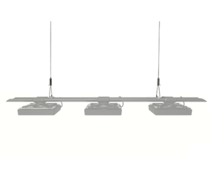 EcoTech Radion Multi-Light RMS (Rail Mount System) - Height Adjustable Rail Hanging Kit