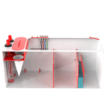 """Red Flex Reef 300"" All-in-One Reef Ready Filtration Sump System (37""L x 14½""W x 16""H┃Limited Lifetime Warranty)"