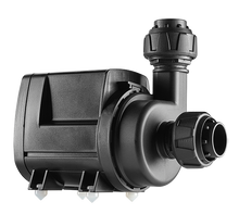 """Syncra SDC 9.0"" DC and WiFi Controllable Multi-Purpose Pump with 5 Year Warranty and Real-Time Alerts (Adjustable Flow = 1000-2500 GPH┃Max Head = 23 ft)"