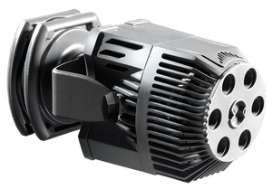 """Voyager 3"" Impeller Designed, High-Longevity, 360 Degree Swivel Adjustable Wavemaker Powerhead Pump (Flow = 1200 GPH┃Angle Adjustment = 360° Circulatory, 180° Vertical)"