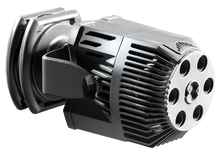 """Voyager 4"" Impeller Designed, High-Longevity, 360 Degree Swivel Adjustable Wavemaker Powerhead Pump (Flow = 1600 GPH┃Angle Adjustment = 360° Circulatory, 180° Vertical)"