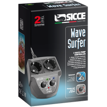 """Wave Surfer"" Adjustable Syncra Standard Pump + Voyager Powerhead Flow Dynamics Controller (Adjustable for Cycle Length + Pump Ratio)"