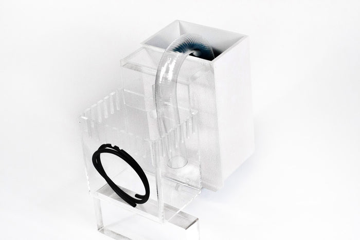 Pro Clear Hang-On-Back Single Output PreFilter (for Premier Series Wet/Dry Filters; up to 800 GPH)
