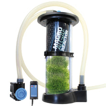 """Tunze MAR"" Circular Water Flow, Open Chamber, Energy Efficient Macroalgae Reactor for Naturally Removing Nitrates and Phosphates through Chaetomorpha Growth (comes with LED Light, DC Pump, and Tubing)"