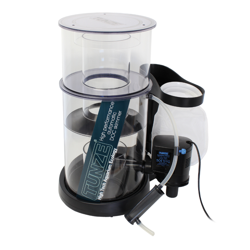 Tunze DOC 9415 Controllable, Low-Footprint, High-Volume Skimmate DC Protein Skimmer