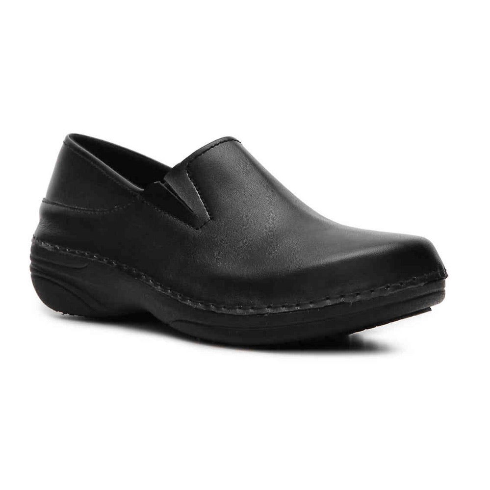 Manila Clog Work Shoes Nurse Duty Shoes Professional Slip-On Flats - The Shoe Trunk