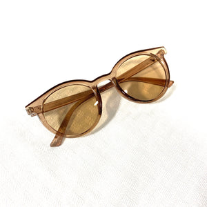 Brown Clear Sunglasses 5