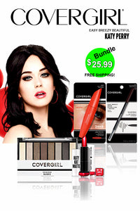 Covergirl Makeup Bundle
