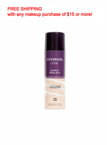 Covergirl + Olay Simply  Ageless 3-in-1 Liquid Foundation