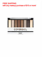 Load image into Gallery viewer, Covergirl TruNaked Eyeshadow Palette