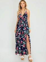 Load image into Gallery viewer, Open Back Maxi Dress