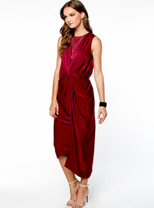 Satin Formal Dress