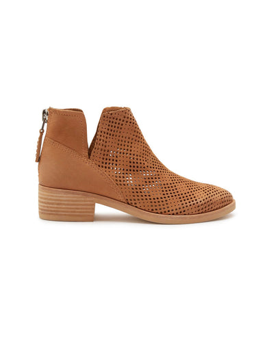 Dolce Vita Tommi Perforated Leather Booties