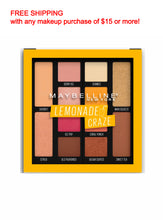 Load image into Gallery viewer, Maybelline Lemonade Craze Eyeshadow Palette