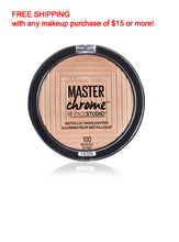 Load image into Gallery viewer, Maybelline Face Studio Master Chrome Metallic Highlighter