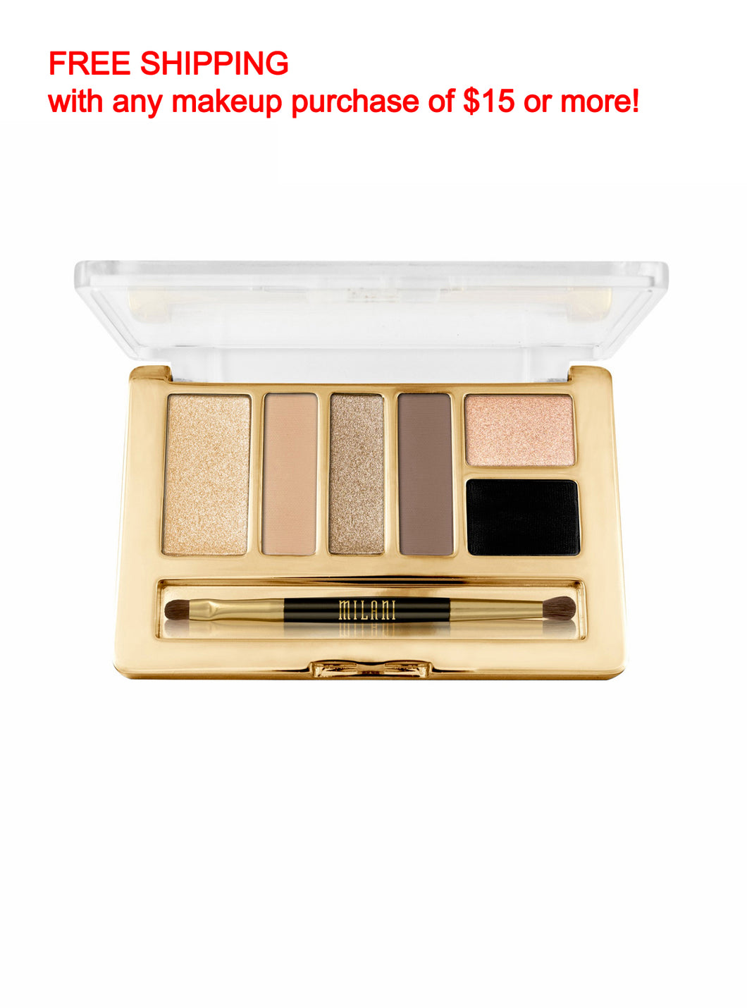 Milani Everyday Eyes Eyeshadow Palette