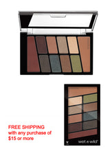 Load image into Gallery viewer, Wet n Wild Color Icon Eyeshadow 10 Pan Palette