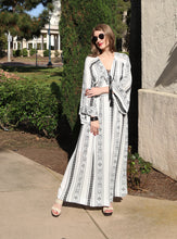 Load image into Gallery viewer, Kimono Maxi Dress