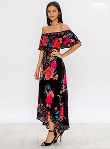 Carmen Off The Shoulder Dress