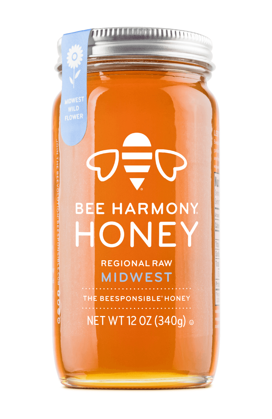 Midwest Regional Raw Honey