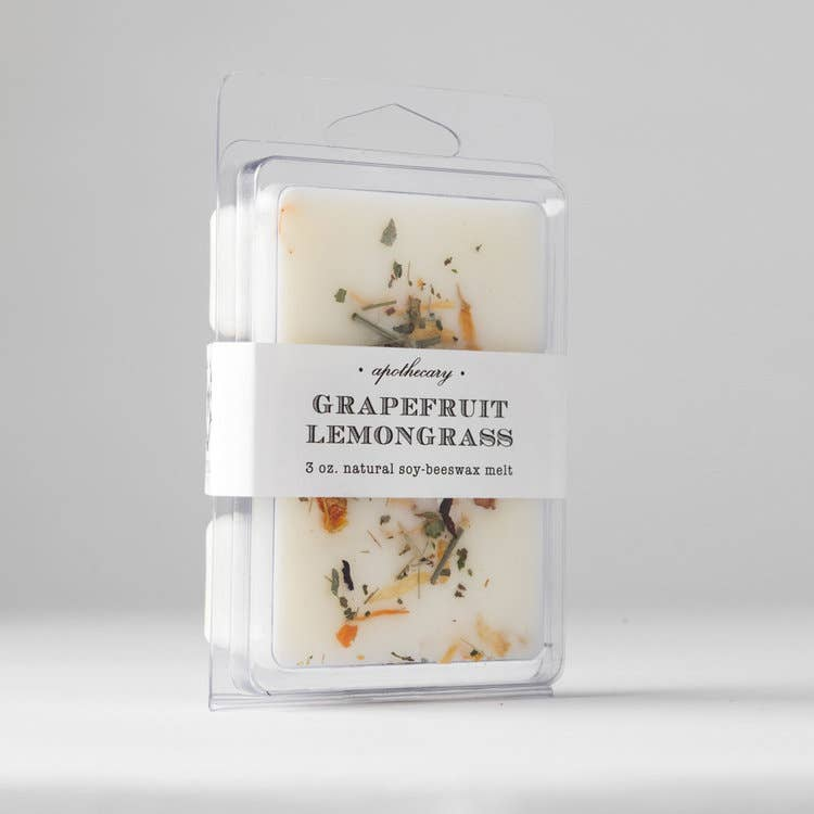 Grapefruit Lemongrass : Wax Melt
