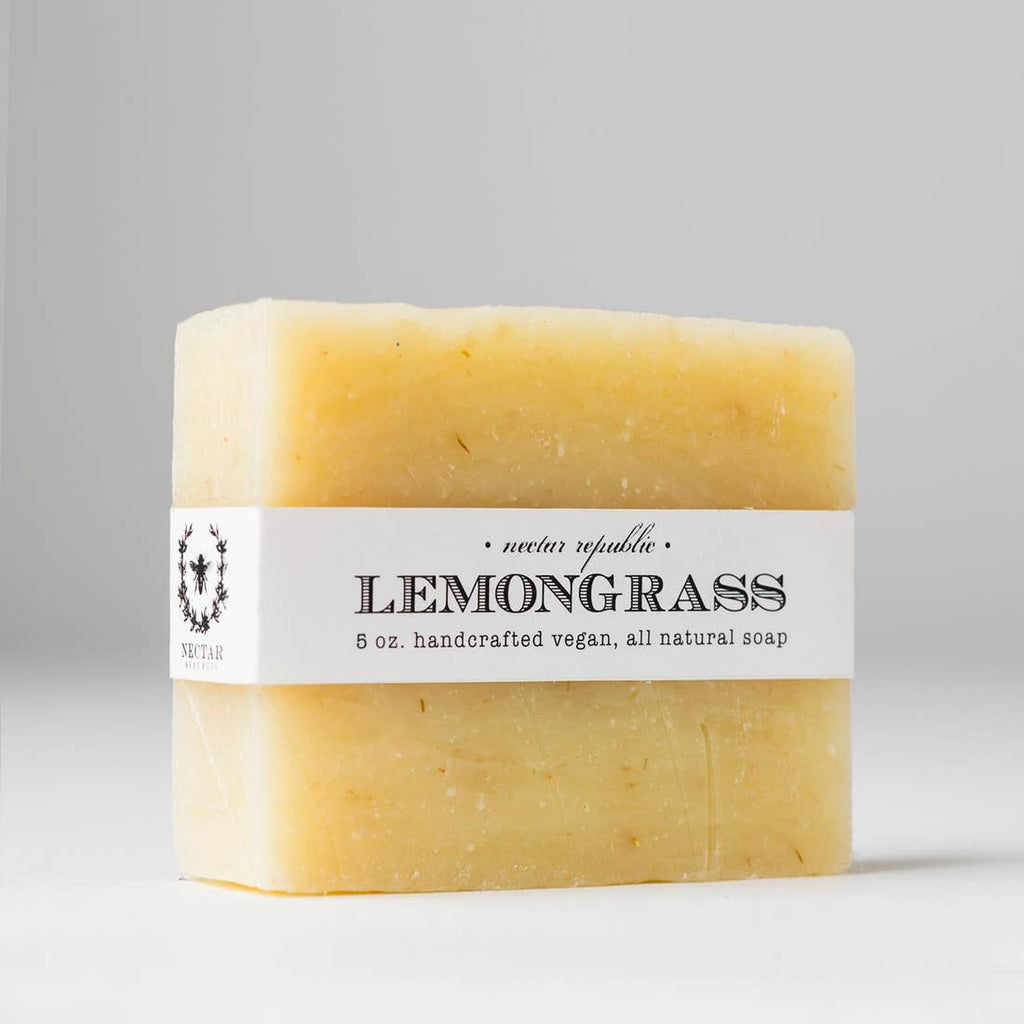Lemongrass Bath Soap