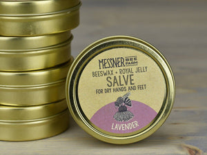 Lavender Beeswax and Royal Jelly Salve