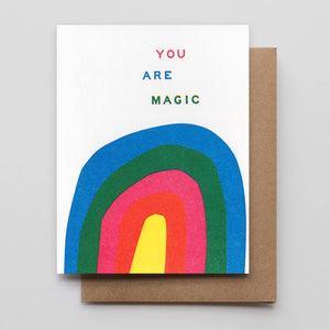 You Are Magic Card